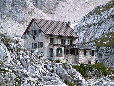 Chiusaforte:  sarà festa per gli 80 anni del rifugio Celso Gilberti
