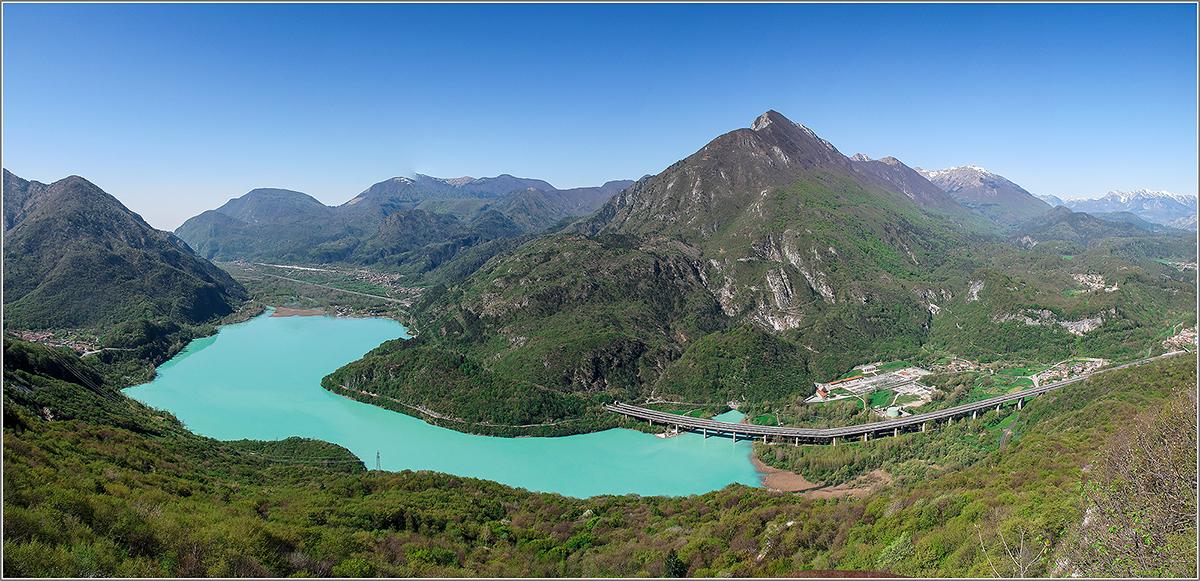 Cavazzo: progetti per il lago, Brunetti interroga il consigliere Revelant