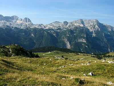Cima di terrarossa dai piani del montasio for Piani di fattoria del vermont